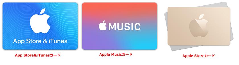 iTunesカードが使えない場合の対策 -3-1
