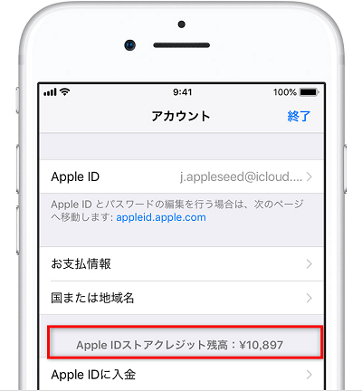 iTunesカードが使えない場合の対策 -4-2