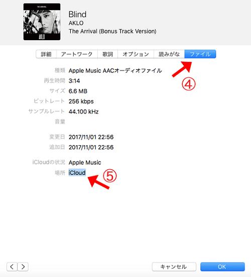 iTunesで元のファイルが見つからない場合の対処法 - 5