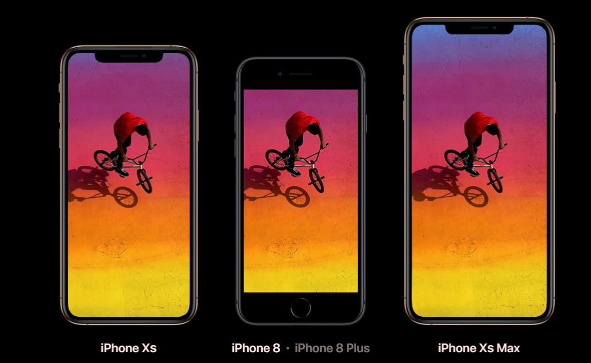 iPhone XSはなんの新機能がありますか?