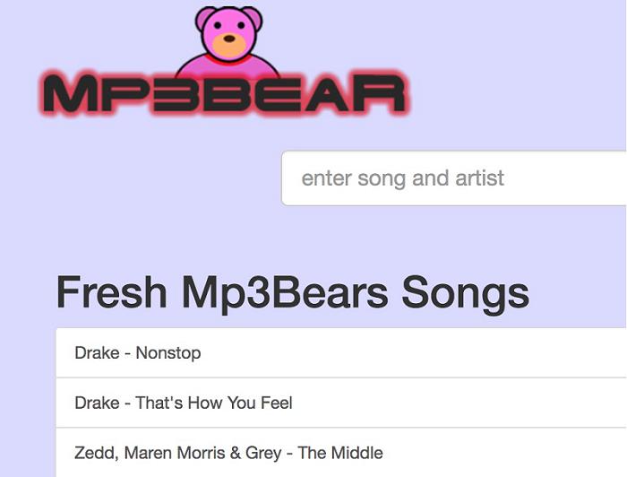 MP3音楽を無料でダウンロードできるサイト - 3