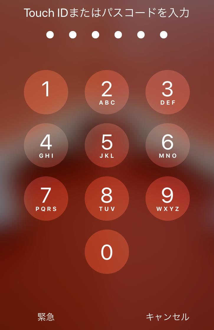 【初期化したい】iPhoneのパスコードを忘れた時の対策