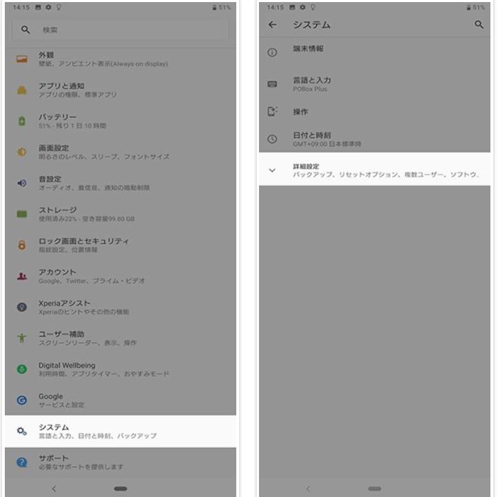 Androidスマホのデータをバックアップする方法