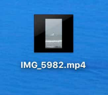 MacのMOVをMP4に変換した!