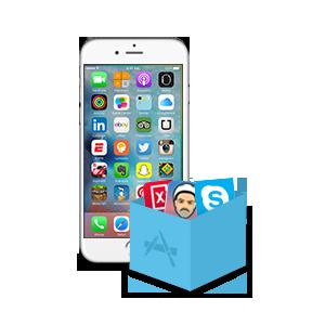 iPhone 6/6sのおすすめアプリ20選