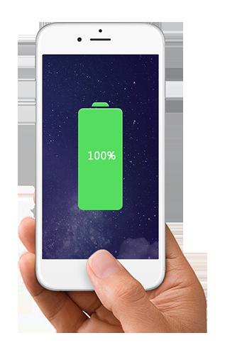 iPhone 6/6s (Plus)のバッテリー寿命を節約する