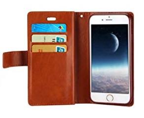 iPhone 7/7 Plus用のおしゃれ/人気なケース・カバー - お財布一体型ケース・カバー