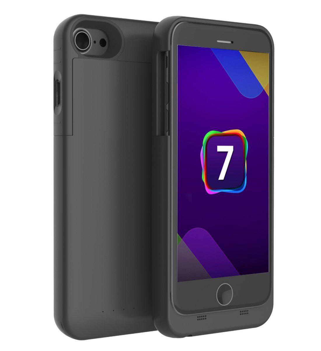 iPhone 7/7 Plus用のおしゃれ/人気なケース・カバー - バッテリー内蔵ケース・カバー