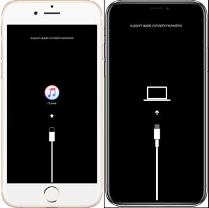 iPhone「support.apple.com/iphone/restore」エラー