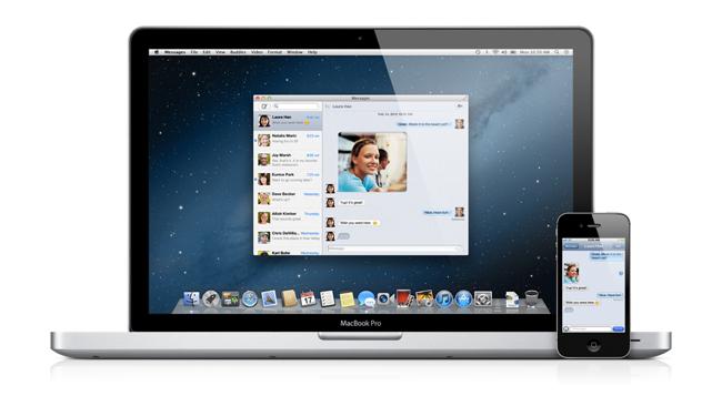 iPhoneとAndroidの比較 – Macとの連携