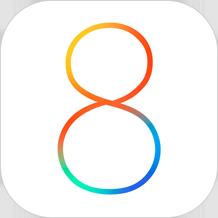 iOS 8にアップデートする方法