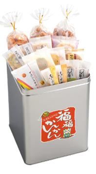 お年賀ギフト - 福福かんかん スペシャル缶