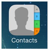 iPhone 4/4s/5/5s/5cから削除された連絡先を復元するには