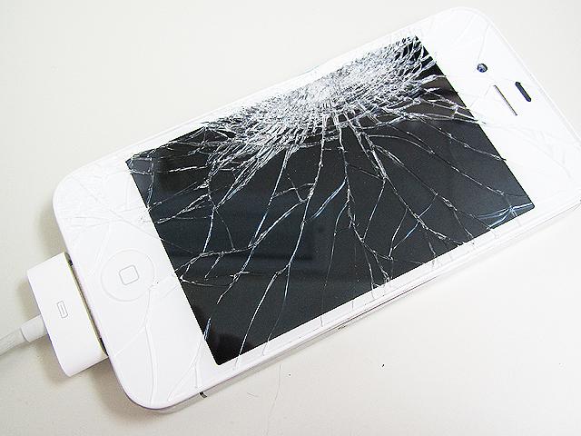 落して壊れたiPhoneから写真を取り出す