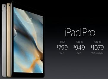 iPad Proを買わない理由-値段が高い