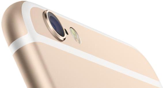 iPhone 6s/6s Plus-1200万画素の高性能カメラ