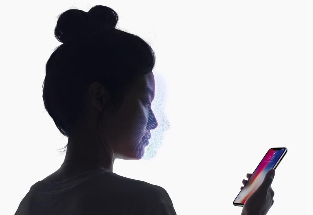 iPhone Xの特性 - 「Face ID」機能を採用する