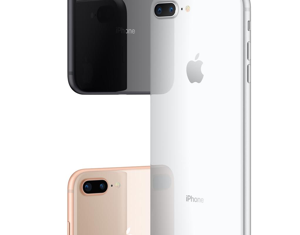 iPhone 8の変化点 - ガラスデザイン