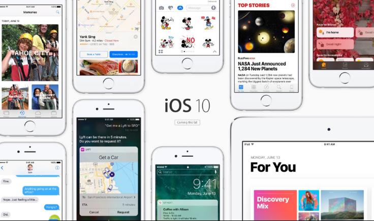 iOS 10アップデートのメリット - 新しい機能が満載