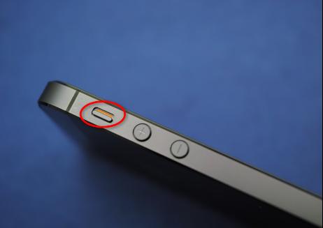 iPhoneのスクリーンショットを無音で撮る方法