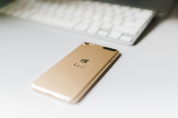 iPodのデータの取り出し方 – Step 1