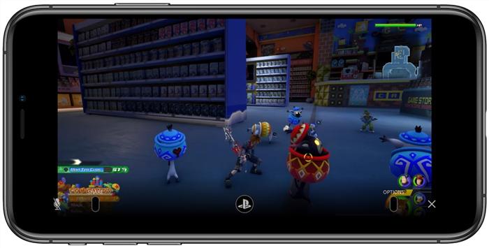 PS4のコントローラに対応 写真元:mobilelaby.com