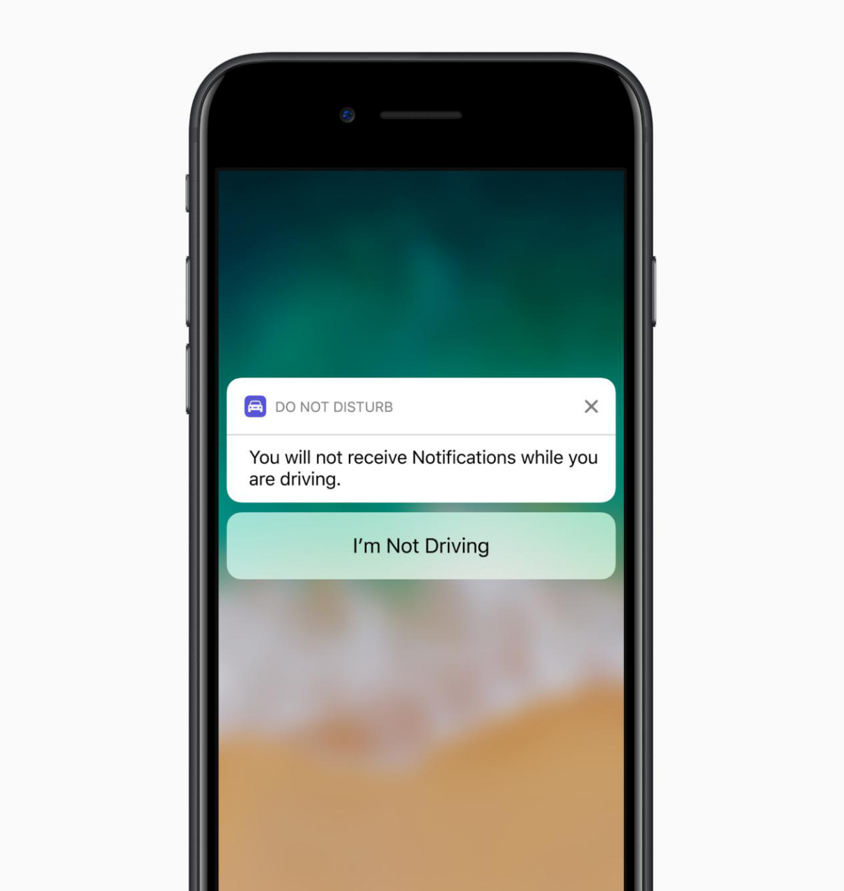 iOS 11の新機能・変更点:やすみモード