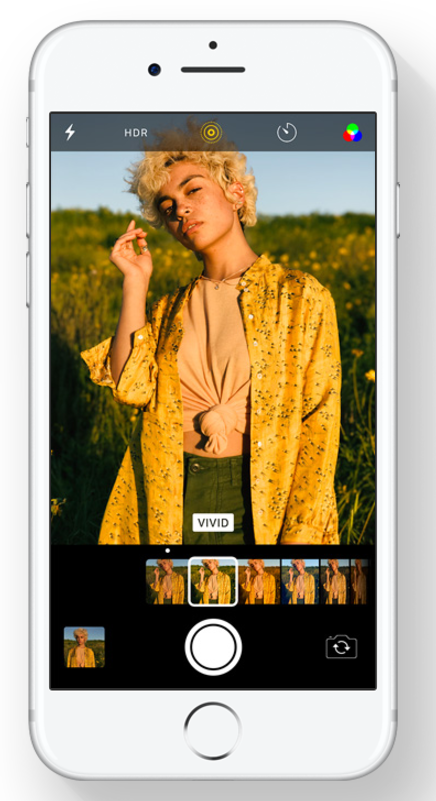 iOS 11の新機能・変更点:クラシックな雰囲気を加える