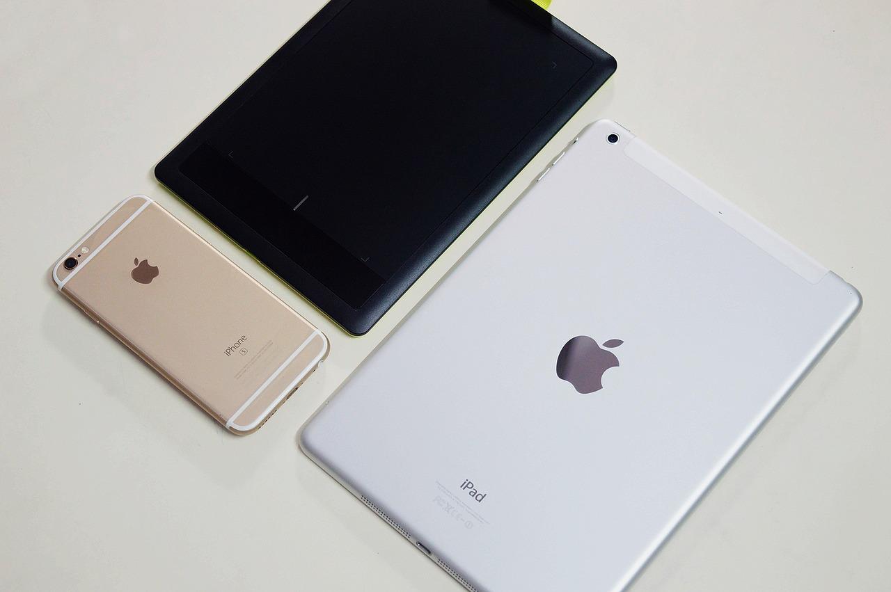 iPadとiPhoneの違いは