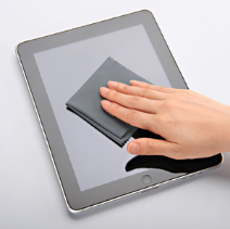 iPad Proの機体を掃除する