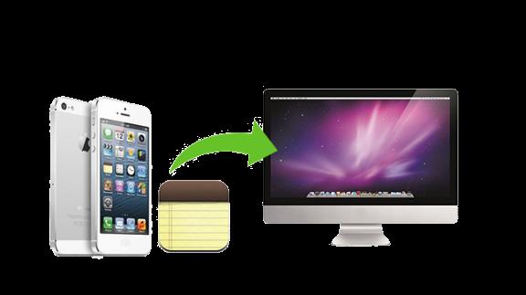 iPhoneのメモをパソコンに保存