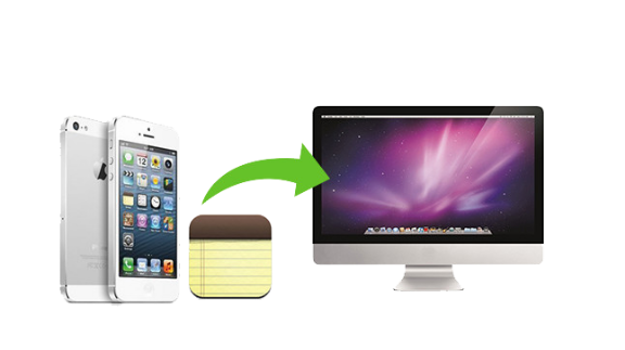 メモをiPhoneからMac/Windowsへ転送
