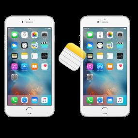 iPhoneからiPhoneにメモを転送