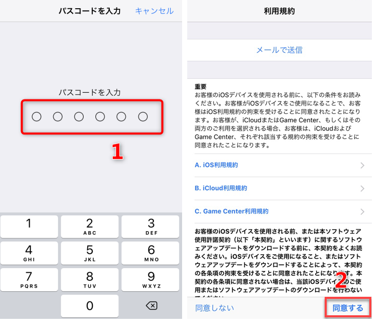 iPhone/iPad/iPod touchをiOS 13にアップデートする方法